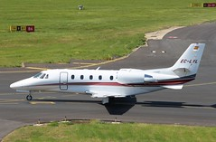 EC-LYL Cessna 560XL Citation XLS+ (R.K.C. Photography) Tags: eclyl cessna 560xl citation xls citationxls aircraft aviation bizjet gestair spanish luton bedfordshire england unitedkingdom uk 5606153 londonlutonairport ltn eggw canoneos100d
