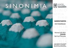 SINONIMIA (Darwin Fuentes) Tags: instalación arte contemporáneo darwinfuentes ibarra inauguración tahuandos