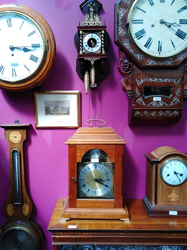 Crimple Hall antiques