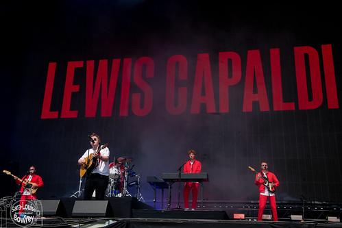 Lewis Capaldi at Glastonbury 2019  Saturday Other Stage