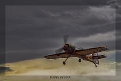 SUKHOI SU-26M  VEDENEYEV 400 HP,CASTOR FANTOBA (ES). CEVA 2019 Requena-Valencia (ES) (EFRAIN A. JACOME Q.) Tags: verde