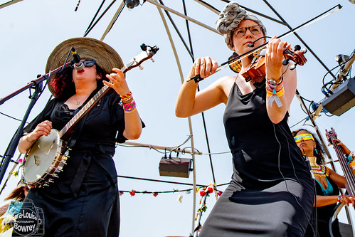 Dana Immanuel at Glastonbury 2019  Saturday