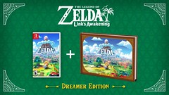 Walmart Still Has Dreamer Editions of Link's Awakening for Pre-order (fbtb) Tags: the legend zelda links awakening