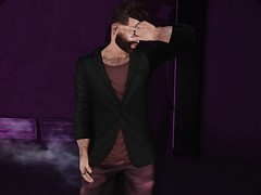 #184 - beauty is not in the eyes (by Blog: Male Fashion Modern) Tags: dae etham pose beatiful photo male fashion style modulus volkstone mesh catwa