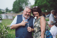 Bay Search and Rescue enjoy a good party (John Leech) Tags: martindale st peters church ullswater weddingphotographer weddingphotography lakedistrict cumbria