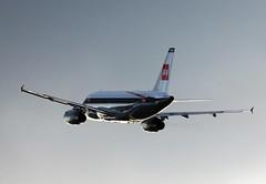 G-EUPJ Airbus A319-131 1232 British Airways BEA (howtrans38) Tags: geupj airbus a319131 british airways retro bea heathrow