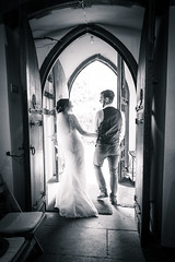 We've gone it! (John Leech) Tags: martindale st peters church ullswater weddingphotographer weddingphotography lakedistrict cumbria