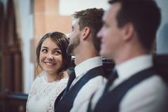 Happiness (John Leech) Tags: martindale st peters church ullswater weddingphotographer weddingphotography lakedistrict cumbria
