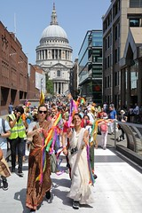 Walk Against Hunger London 29.06.2019 - ISKCON-London Radha-Krishna Temple - 29/06/2019 - IMG_3429 (DavidC Photography 2) Tags: street london 10 soho krishna radha radhakrishna w1d 3dl iskconlondon life charity new uk summer england food against june electric temple for sponsored hare day all walk homeless free saturday international hunger ev buy vehicle feed 29 van krsna society consciousness mandir distribution 29th hottest harekrishna 2019 iskcon prasadam internationalsocietyforkrishnaconsciousness c year 34 degrees celcius 34c centigrade 29062019 mill st paul cathedral pauls bridge millenium footbridge millennium
