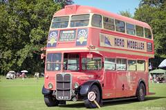 The Nostalgia Show 2019 -  AEC Regent III (the_munkeh) Tags: stansted park hampshire house the nostalgia show 2019 retro classic vintage summer british aec regent iii bus