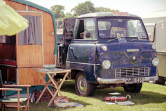 The Nostalgia Show 2019 - Ford Thames recovery truck (the_munkeh) Tags: stansted park hampshire house the nostalgia show 2019 retro classic vintage summer british ford thames recovery truck