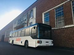 Preserved N357 VRC (North West Transport Photos) Tags: bus cseries 6ct cummins andybus trentbuses trent 357 n357vrc optaresigma sigma optare dennislance lance dennis preservedbus preserved