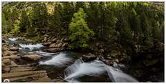 """Gradas de Soaso"" (Gerkraus) Tags: torla broto ordesa aragon agua waterfall cascada parquenacional canon panoramica spain landscape"