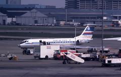 Tu-134A (Pentakrom) Tags: london heathrow tupolev tu134 lot