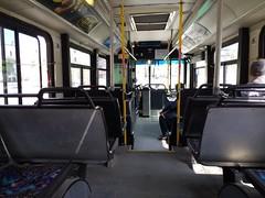 Winnipeg Transit 923 Interior (TheTransitCamera) Tags: wt923 winnipegtransit publictransit publictransport transit transportation transport travel citybus newflyerindustries nfi d30lf downtownspirit downtown cbd winnipeg mb manitoba canada