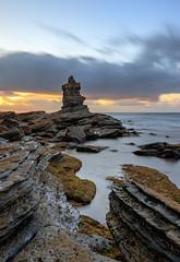 Dancing Spanish Lady (nuno.valente.photography) Tags: peniche ocean sea coastline sky rock portugal