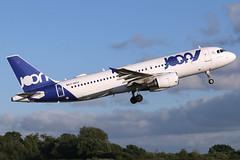 F-GKXY_MAN_010719_KN_181 (JakTrax@MAN) Tags: joon air france fgkxy man manchester ringway airport airbus a320 a320200 320200 320 egcc runway 23l