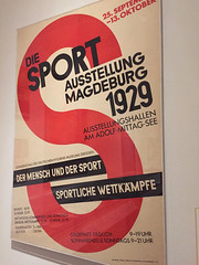 1-16 New Typgrapy at Bard (MsSusanB) Tags: nyc newyork museum germany advertising typography design graphicdesign europe jan moma exhibition museumofmodernart posters type brochures bard movieposters avantgarde twenties tschichold newtypography bcg bardgraduatecenter sport s dexel
