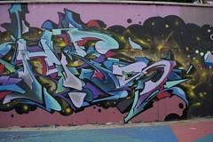 CHIPS CDSK SMO A51 DVK (CHIPS SMO CDSK A51) Tags: chips cds cdsk chipscdsk chipsgraffiti chipscds chipslondongraffiti chipsspraypaint chipslondon chips4d chips4thdegree chipscdsksmo4d chipssmo cans c cc chipsimo communitygarden chip