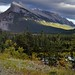 Mount Rundle from the Trans-Canada Highway (Banff National Park)