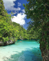 Blue Lagoon (engrjpleo) Tags: bluelagoon tidalpool pangabanganisland libbjo dinagat caragaregion philippines mindanao island landscape karst rock rockformation seascape sea shore seaside water waterscape outdoor