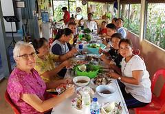 Songkran Church Meetings 2019-4-15 1 (SierraSunrise) Tags: ปลาเผา christian church dinner esarn isaan ministry nongkhai phonphisai plapao thailand