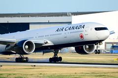 CYVR - Air Canada B777-300 C-FJZS (CKwok Photography) Tags: yvr cyvr aircanada b777 cfjzs