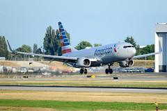 CYVR - American Airlines B737-800 N889NN (CKwok Photography) Tags: yvr cyvr americanairlines b737 n889nn