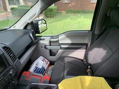 2019 F150 SXT 2.7L (Smalltowntx87) Tags: 2019 ford f150 pickup truck ecoboost 27l crew cab trucks automotive sublime green metallic dodge charger chrysler fiat fca brand new cars iphone xs max 64 hemi 57 392 abyss gray