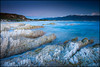 Blue Amuri (katepedley) Tags: kaikoura coast peninsula canterbury canterburynz southisland south island newzealand new zealand aotearoa canon 5d 1740mm polariser limestone amuri tertiary oligocene sedimentary rock layers bedding longexposure tripod blue morning dawn geology mountains