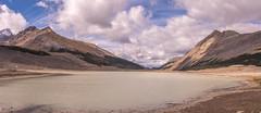 Sunwapta Lake (www78) Tags: sunwapta lake canada columbia icefield jasper icefieldsparkway alberta national park