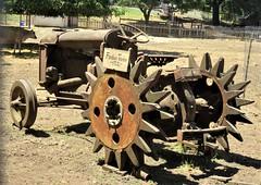 Rancho San Antonio (PenangCA) Tags: ranchosanantonio california summer outdoor hiking trail permanentecreektrail lowermeadowtrail highmeadowtrail wildcatlooptrail tractor history ranch