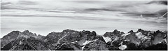 Even the small Ones are great... (Ody on the mount) Tags: ampezzo anlässe berge dolomiten em5ii fototour gipfel himmel italien mzuiko1250 omd olympus panores panorama rahmen schnee schneeschuhtour schneeschuhtour2019 südtirol urlaub winter wolken bw blackandwhite clouds frame monochrome mountains peaks sw schwarzweis sky cibianadicadore provinzbelluno