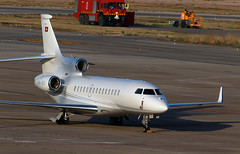 Cat Aviation AG / Dassault Falcon 7X / HB-JST (vic_206) Tags: cataviationag dassaultfalcon7x hbjst bcn lebl