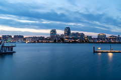 DSCF4607 (FNshutter) Tags: fujifilmx100f x100f harbour water dusk reflections urban buildings clouds bc victoria vancouverisland