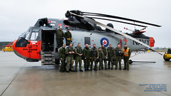 The Recovery Crew and the Flypast Aircrew (AvgeekJoe) Tags: 12417 4017 443cityofnewwestministermaritimehelicoptersquadron 443maritimehelicoptersquadron 443squadron 61283 britishcolumbia ch124 ch124seaking ch124a ch124aseaking cyyj canada canadianarmedforces d5300 dslr helicopter importedkeywordtags navalaviation nikon nikond5300 rcaf register12417 royalcanadianairforce s61b saanichpeninsula seaking sikorskych124 sikorskych124seaking sikorskych124aseaking sikorskys61b sikorskyseaking tamron18400mm tamron18400mmf3563diiivchld thankyoucanada victoria victoriainternational victoriainternationalairport yyj airport cn61283 chopper colourbird rotatingwings