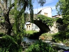 Hervás (santiagolopezpastor) Tags: espagne españa spain cáceres provinciadecáceres extremadura medieval middleages judío judería jewish puente pont bridge río river ambroz