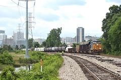 H750 (TolgaEastCoast) Tags: csx train h750 richmond virginia trains railfan railroad bellwood subdivision seaboard air line coast