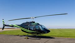 G-ONTV Jetranger, Scone (wwshack) Tags: adventure001 bell206 egpt jetranger psl perth perthkinross perthairport perthshire scone sconeairport scotland helicopter gontv