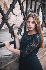 (Beinhauer) Tags: girl woman beautiful wonderful berkbencephotography budapest tamron 2470 6dmkii 6dmk2 blueeyes
