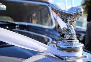 Blue Baron Lord Cars Wedding Car Rolls Royce