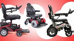 Why Power Wheelchairs are Best for Senior Citizens (Affordable Medical USA) Tags: power wheelchairs