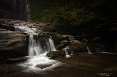 In a dark corner (Through_Urizen) Tags: category mustafakemalpasa places suuctuwaterfall turkey waterfall canon70d sigma1020mm canon outdoor nature natural river stream rocks cascade waterfalls trees forest woodland