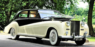 The Crown Lord Cars Wedding Car Rolls Royce