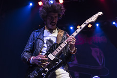 Josh Landau : vocal and guitar - The Shrine (samarrakaton) Tags: samarrakaton nikon d750 2470 bilbao musica music 2019 live show directo rock concierto concert antzoki guitar guitarra joshlandau theshrine