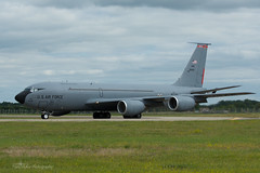 USAF, Boeing KC-135R (59-1458), 166th ARS/121st ARW (mattmckie98) Tags: aircraft aviation airforce usaf us military mildenhall rafmildenhall jet kc135 stratotanker transport nikon