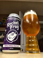 2019 182/365 7/01/2019 MONDAY - Slingshot Maneuver Triple India Pale Ale Rocket Frog Brewing Company Sterling Virginia (_BuBBy_) Tags: 2019 182365 7012019 monday slingshot maneuver triple india pale ale rocket frog brewing company 07012019 712019 7 1 01 07 july mon mo m beer ipa tipa 1st first 365days days 365 project project365 sterling virginia va