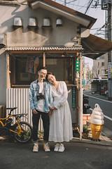 Wally-52 (dreamo19897) Tags: japan tokyo kamakura yokohama wallytsai photographer portrait weddingphotography weddingdress prewedding 瓦力 日本 日系寫真 婚紗 東京 鎌倉 橫濱 人像 櫻花 桜 写真 ウェディングドレス ウェディング