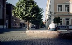 Roma 2019 (luigi_cinque) Tags: shadow old color kodak filmphotography analog film olympus streetphotography street