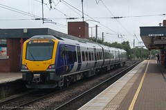 Northern 195107 (Mike McNiven) Tags: arriva railnorth northern caf civity dmu diesel multipleunit manchester manchesterairport airport barrow windermere liverpool limestreet